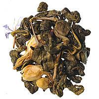 Чай зеленый с добавками рассыпной TEASTAR Зеленая Улитка  ароматом молока 500г