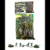Военный набор Защитник№1  арт. 1-042