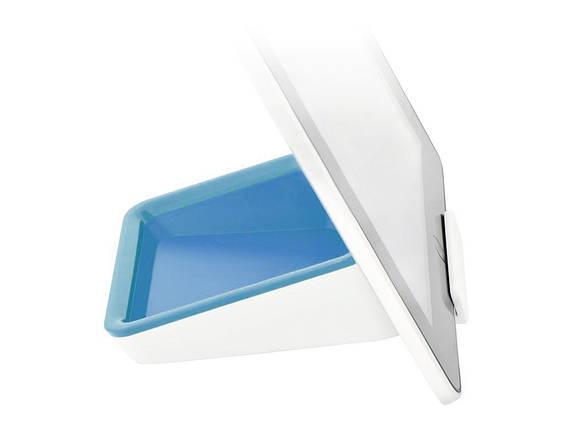 Подставка для портативной техники Bluelounge Nest light blue, фото 2