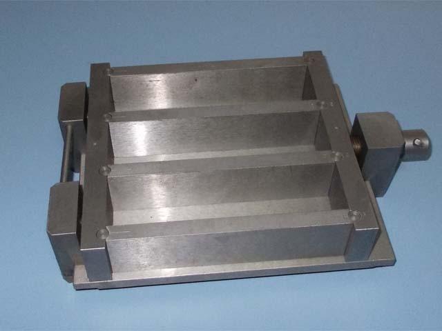 Форма для приготовление образцов балочек 3ФБ40