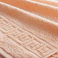Полотенце махровое Peach