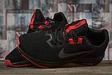 Кроссовки мужские 17020, Nike Running черны, [ 41 ] р. 41-26,2см., фото 3