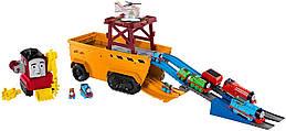 Fisher-Price Железная дорога Томас и друзья Супер Крузер 2 в 1 Thomas & Friends  Super Cruiser