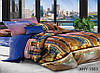 Комплект постельного белья  двуспальный TAG поликоттон XHY1503