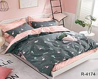 Комплект постельного белья ренфорс хлопок семейныйTAG R4174