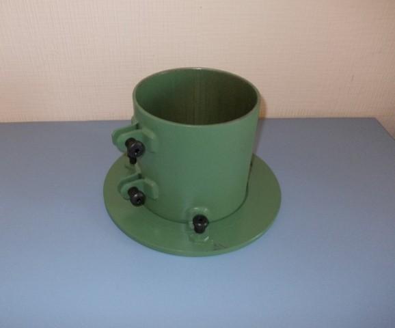 Форма для приготовление образцов цилиндров ФЦ150