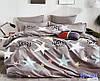 Комплект постільної білизни двоспальний бавовна 100% Ранофорс TAG R7310