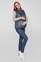 Слингожилетка 3в1 для беременных и слингоношения Lullababe графит