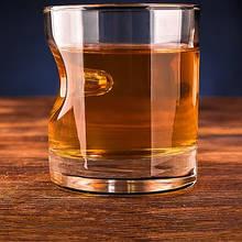 Стакан для виски с пулей 9мм ПМ