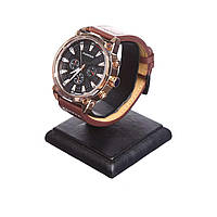 Часы GUANQIN GS19080 CL Gold-Black-Brown (GS19080GBBr)
