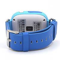 ✸Детские cмарт-часы UWatch Q90 Blue с функцией GPS\A-GPS трекера Wi-Fi сенсорный цветной экран Android IOS, фото 6