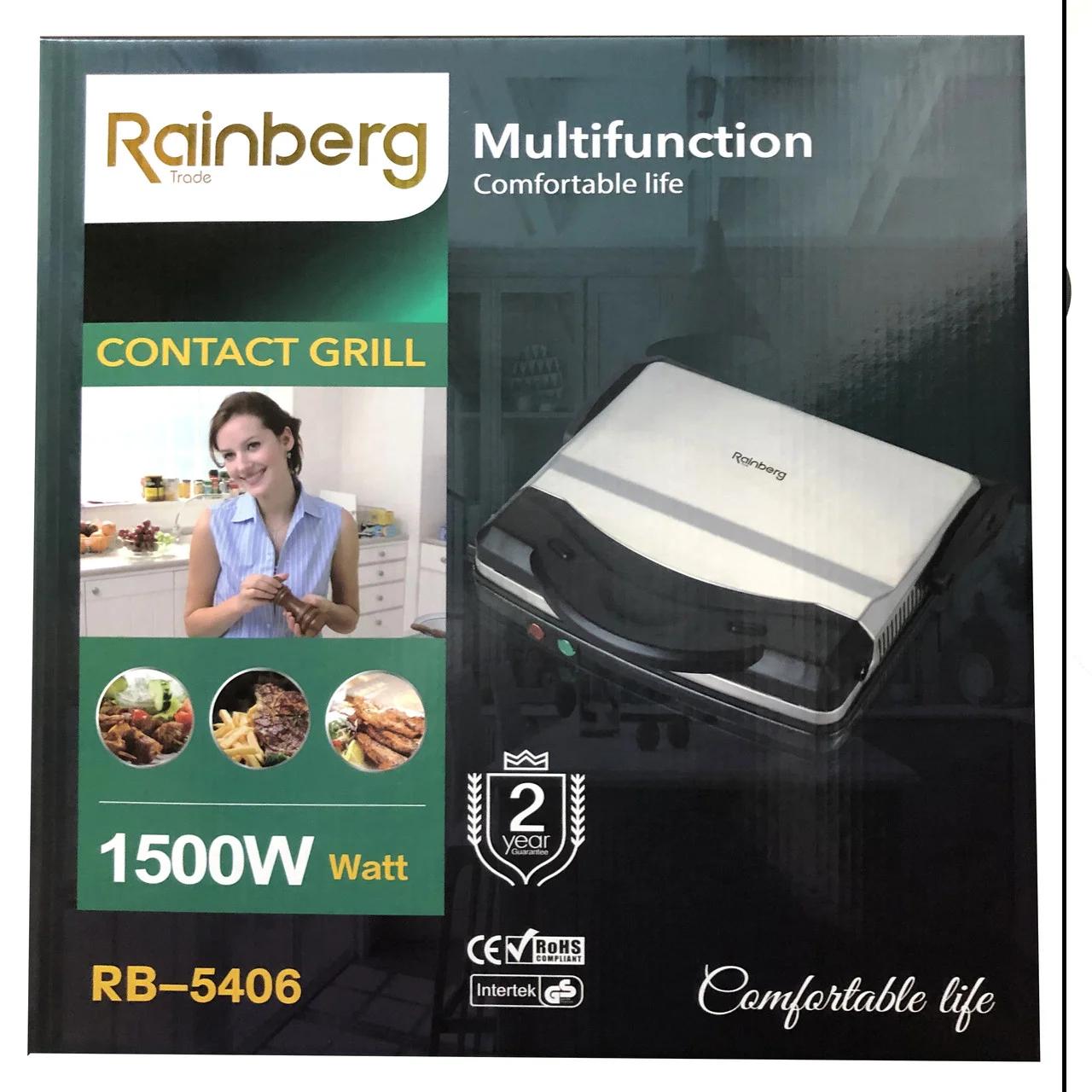 Контактный гриль Rainberg RB-5406