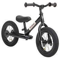 Trybike Балансирующий велосипед беговел 2 в 1 черный Steel 2 in 1 Balance Bike Trike Black