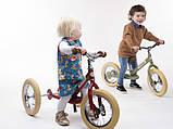 Trybike Балансирующий велосипед беговел 2 в 1 розовый Steel 2 in 1 Balance Bike Pink, фото 2
