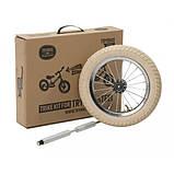 Trybike Балансирующий велосипед беговел 2 в 1 оливковый 6167 Steel 2 in 1 Balance Bike Trike green, фото 4