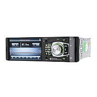 ★Автомагнитола Lesko 4012B WinCE 4.1'' 1 Din Bluetooth прием звонков AUX/FM/USB/TF + пульт ДУ*, фото 3