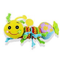 Развивающая игрушка Biba Toys Гусеница (GD027)