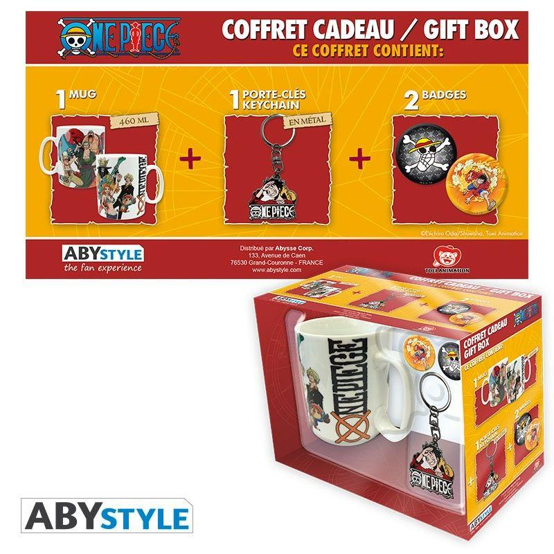 Подарочный набор Abystyle One Piece - Gift Box Group (ABYPCK073)