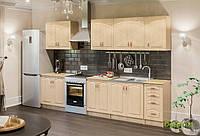 Модульная кухня Оля Цветная Комплект 2.6 (без витрины)