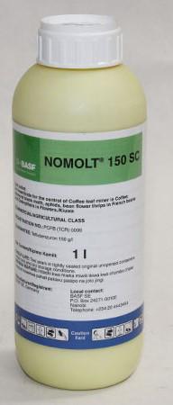 Контактный инсектицид Номолт