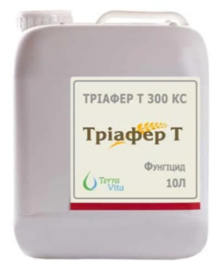 Системный фунгицид Триафер Т 300, КС