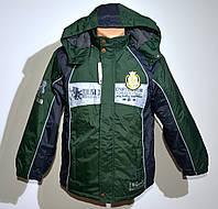 Деми куртка на мальчика. Рост 160