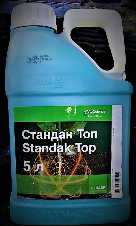 Протруювач фунгіцидно-інсектицидний Стандак Топ