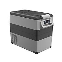 Автомобильный холодильник ALPICOOL 55L12/24/220V серый