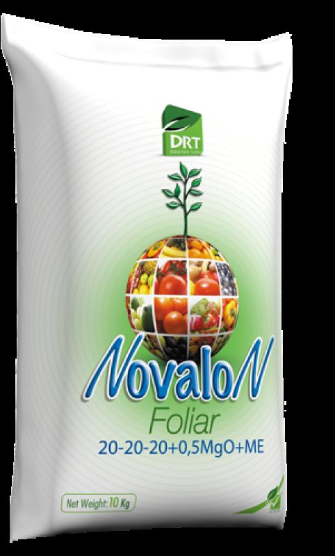 Мінеральне добриво Новалон Foliar 20-20-20+0,5 MgO+МЕ, 10кг (т)