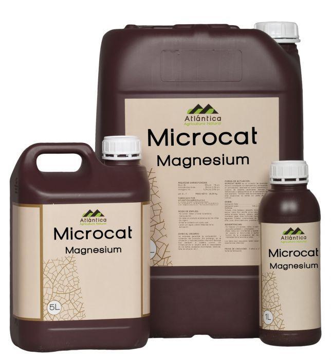 Рідке добриво Мікрокат Магній (Mg), 1 л