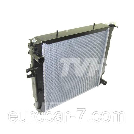 Радіатор охолодження для навантажувача Komatsu (Коматсу)