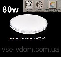 Светодиодный светильник с пультом управления Biom 80W