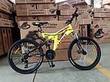 Велосипед гірський двоколісний Power Azimut 26 дюймів 19,5 рама, фото 2