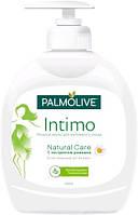 Palmolive Intimo рідке мило для інтимної гігієни Natural Care 300 мл з екстрактом ромашки