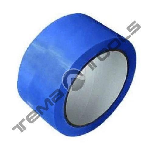 Скотч голубой 500 м цветной упаковочный