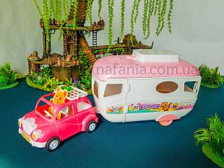 Ігрові набори Транспорт для ляльок