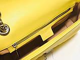 Сумка, клатч Гуччі Marmont натуральна шкіра 22, 25 см, фото 5