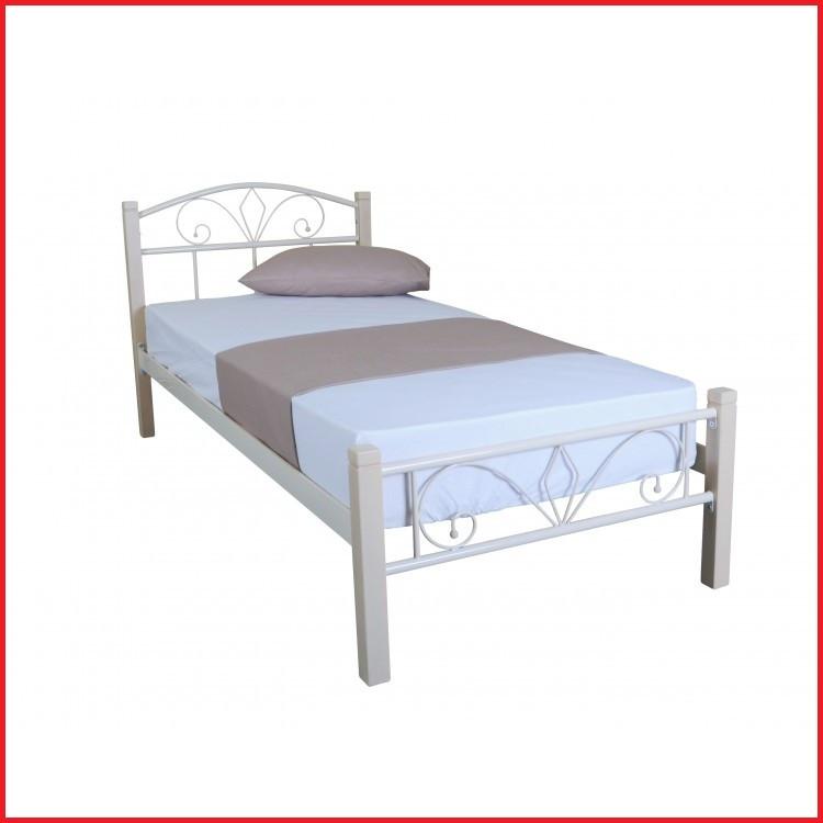 Кровать Лара Люкс Вуд / односпальная (Melbi)