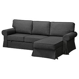 IKEA Угловой диван EVERTSBERG ( 004.763.33)