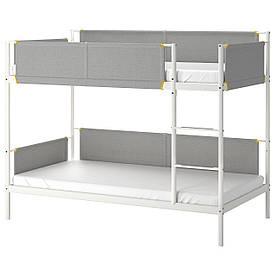 IKEA Каркас двох'ярусної ліжка VITVAL (804.112.72)