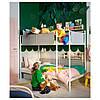 IKEA Каркас двухъярусной кровати VITVAL (804.112.72), фото 7
