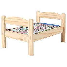 IKEA Кукольная кровать DUKTIG ( 400.863.51)