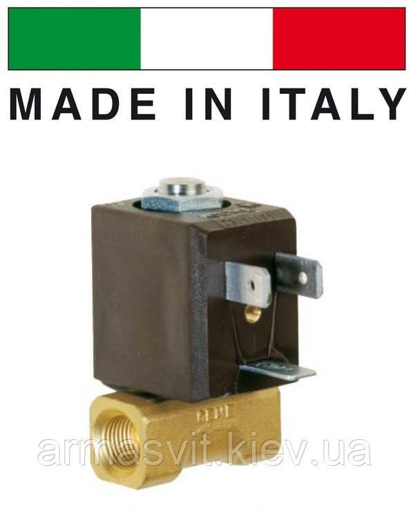"Электромагн. клапан для воды CEME (Италия) 5510, НЗ, 1/8"", 2 мм, 90 C, 220В"