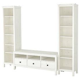 IKEA Модульна вітальня HEMNES (892.995.39)