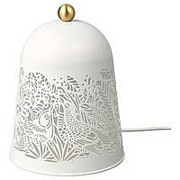 IKEA Лампа настольная светодиодная SOLSKUR (104.245.17)