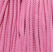 Вішалка для одягу з наповнювачем 5мм кол рожевий (уп 100м) 090Ф