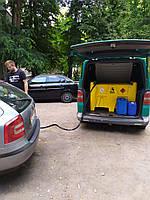 Доставка дизельного топлива по г. Днепр до 300 литров