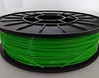 PETG -пластик для печати на 3D принтере. Салатовый 1,75 мм, 750 грамм