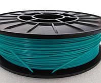 PETG - пластик для печати на 3D принтере. Бирюзовый 1,75мм, 750 грамм