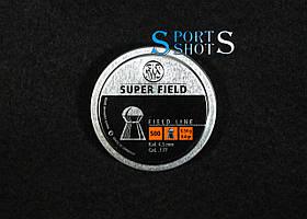 Пули RWS Super Field 0.54г, 500шт/упк